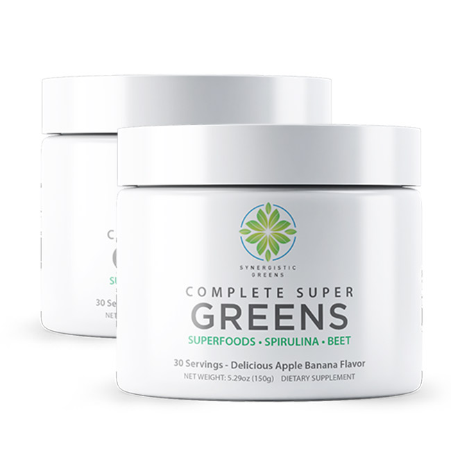 Complete Super Greens 2 Pack